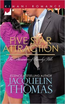 Five Star Attraction (Harlequin Kimani Romance Series #265)