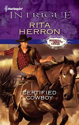Certified Cowboy (Harlequin Intrigue Series #1323)