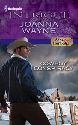 Cowboy Conspiracy (Harlequin Intrigue Series #1325)