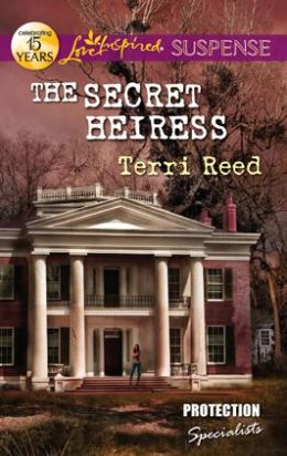 The Secret Heiress (Love Inspired Suspense Series)