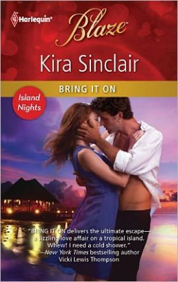 Bring It On (Harlequin Blaze Series #667)