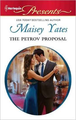 The Petrov Proposal (Harlequin Presents Series #3046)