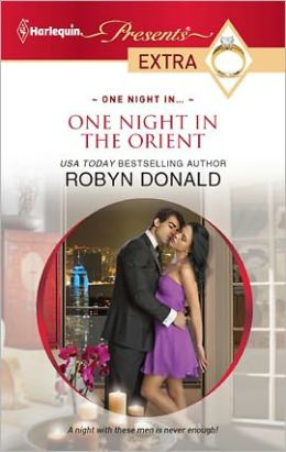 One Night in the Orient (Harlequin Presents Extra Series #186)