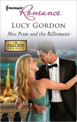 Miss Prim and the Billionaire (Harlequin Romance Series #4292)
