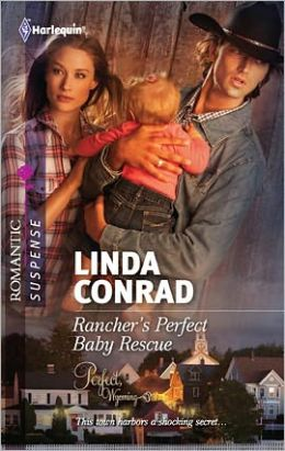 Rancher's Perfect Baby Rescue (Harlequin Romantic Suspense Series #1692)
