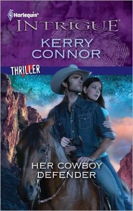 Her Cowboy Defender (Harlequin Intrigue Series #1334)