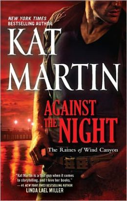 Against the Night (Raines of Wind Canyon Series #5)