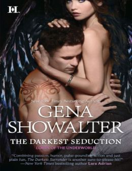 The Darkest Seduction (Lords of the Underworld Series #9)