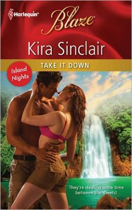 Take It Down (Harlequin Blaze Series #672)