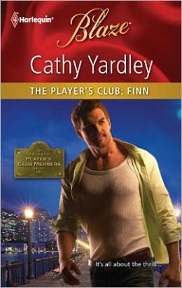 The Player's Club: Finn (Harlequin Blaze Series #674)