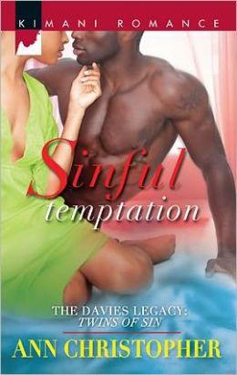 Sinful Temptation (Harlequin Kimani Romance Series #274)