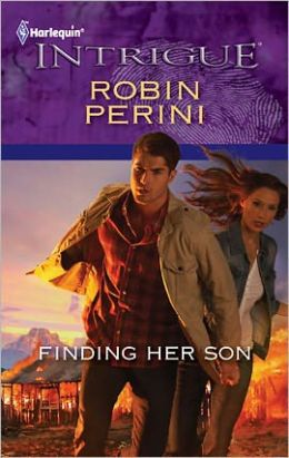 Finding Her Son (Harlequin Intrigue Series #1340)