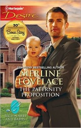 The Paternity Proposition (Harlequin Desire Series #2145)