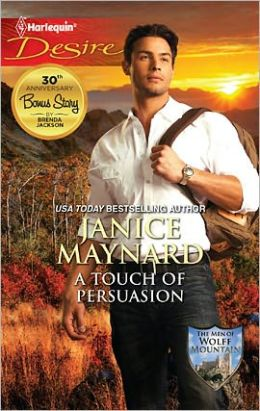 A Touch of Persuasion (Harlequin Desire Series #2146)
