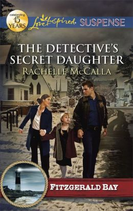 The Detective's Secret Daughter (Love Inspired Suspense Series)