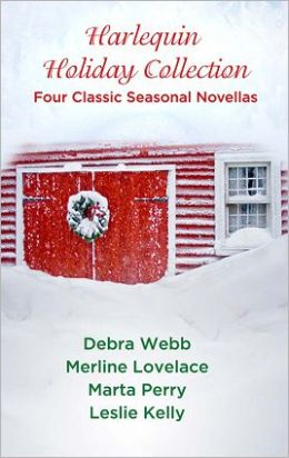 Harlequin Holiday Collection: Four Classic Seasonal Novellas: And a Dead Guy in a Pear Tree\Seduced by the Season\Evidence of Desire\Season of Wonder