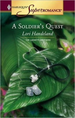 A Soldier's Quest (Luchetti Brothers Series)