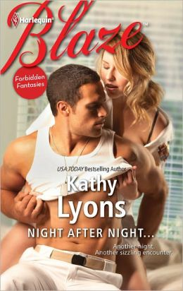 Night After Night... (Harlequin Blaze Series #679)
