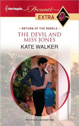 The Devil and Miss Jones (Harlequin Presents Extra Series #194)