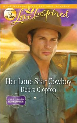Her Lone Star Cowboy (Love Inspired Series)
