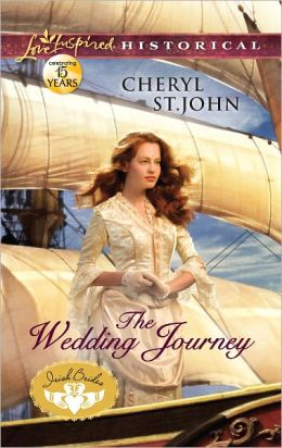 The Wedding Journey (Love Inspired Historical Series)