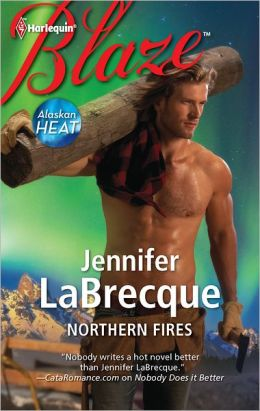 Northern Fires (Harlequin Blaze Series #683)