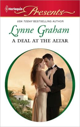 A Deal at the Altar (Harlequin Presents Series #3061)
