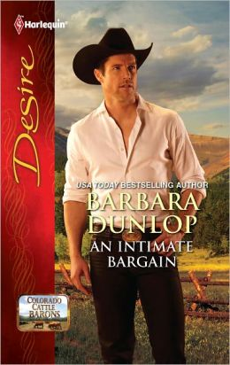 An Intimate Bargain (Harlequin Desire Series #2158)