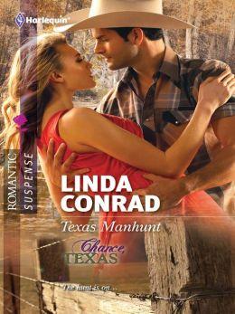 Texas Manhunt (Harlequin Romantic Suspense Series #1705)