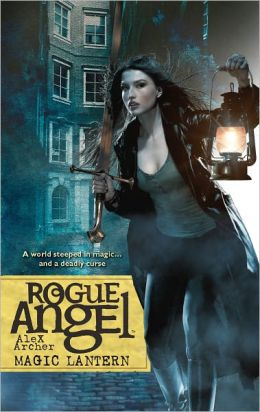 Magic Lantern (Rogue Angel Series #36)