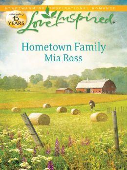 Hometown Family (Love Inspired Series)