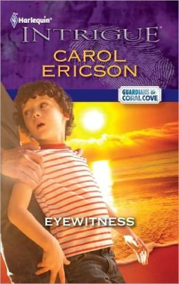 Eyewitness (Harlequin Intrigue Series #1355)