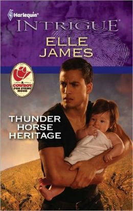 Thunder Horse Heritage (Harlequin Intrigue Series #1357)