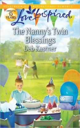 The Nanny's Twin Blessings (Love Inspired Series)