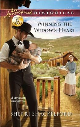 Winning the Widow's Heart (Love Inspired Historical Series)