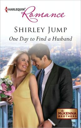 One Day to Find a Husband (Harlequin Romance Series #4325)