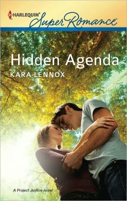 Hidden Agenda (Harlequin Super Romance Series #1791)