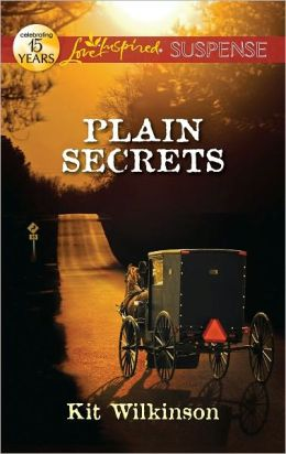 Plain Secrets (Love Inspired Suspense Series)
