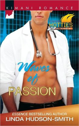 Waves of Passion (Harlequin Kimani Romance Series #296)