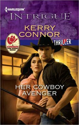 Her Cowboy Avenger (Harlequin Intrigue Series #1370)