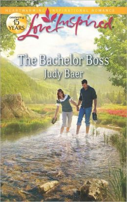 The Bachelor Boss (Love Inspired Series)