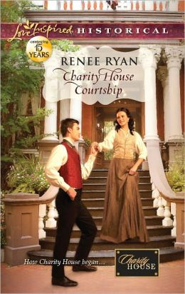 Charity House Courtship (Love Inspired Historical Series)