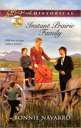Instant Prairie Family (Love Inspired Historical Series)
