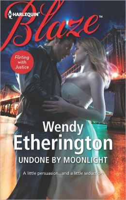 Undone by Moonlight (Harlequin Blaze Series #709)