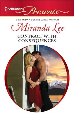 Contract with Consequences (Harlequin Presents Series #3083)