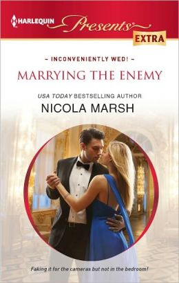 Marrying the Enemy (Harlequin Presents Extra Series #216)