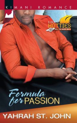 Formula for Passion (Harlequin Kimani Romance Series #300)