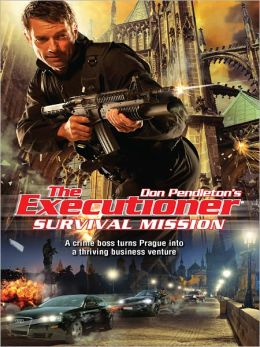 Survival Mission (Executioner Series #406)
