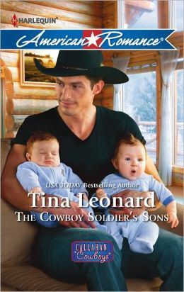 The Cowboy Soldier's Sons (Harlequin American Romance Series #1418)