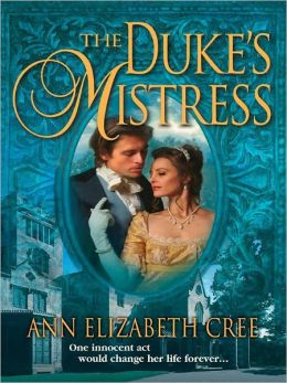 The Duke's Mistress